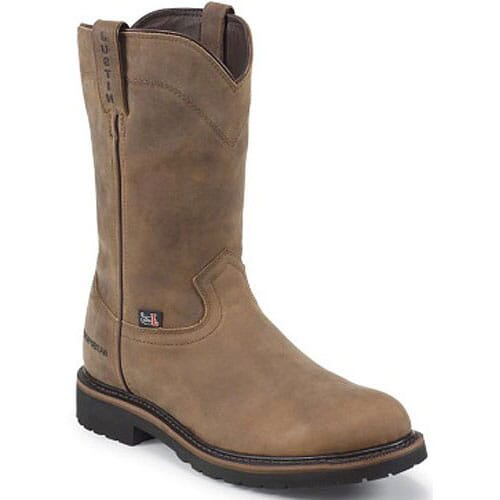 Image for Justin Original Men's Worker II Work Boots - Wyoming from bootbay