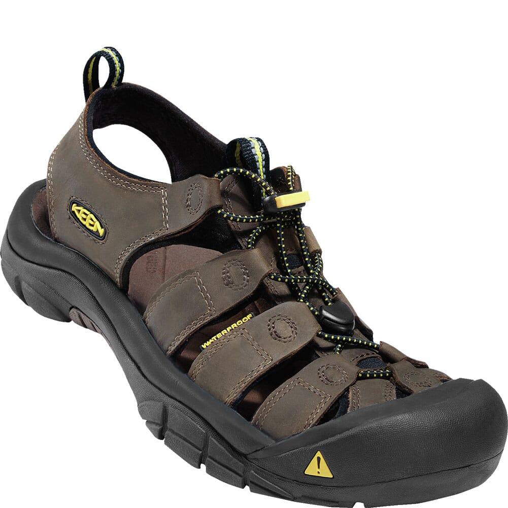 Image for KEEN Men's Newport Sandals - Bison from bootbay