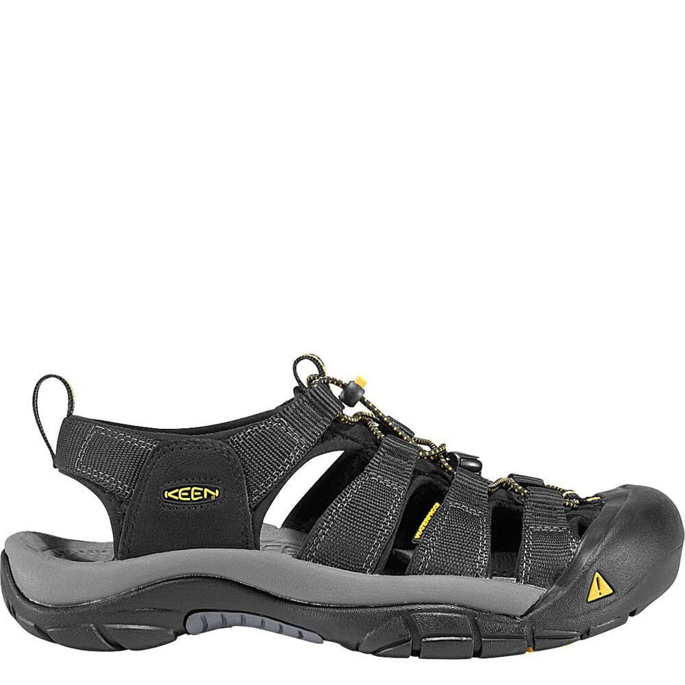 Image for KEEN Men's Newport H2 Sandals - Black from bootbay