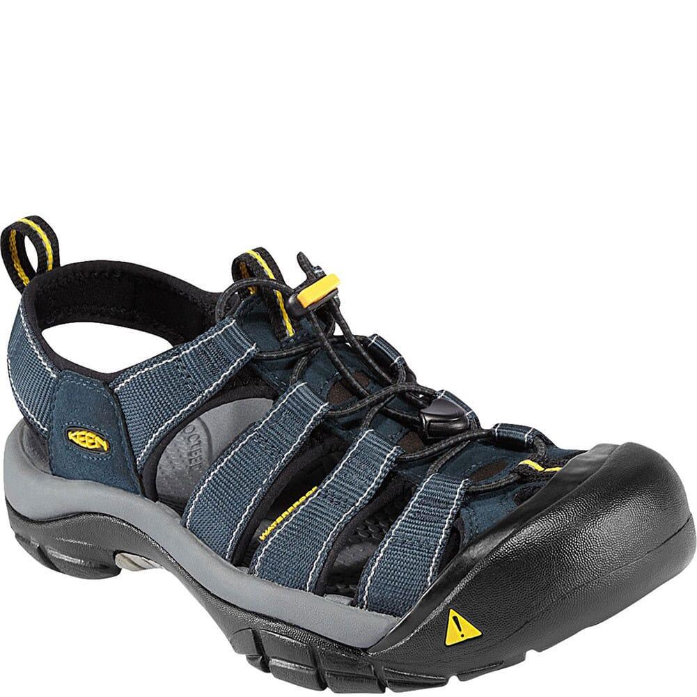 Image for KEEN Men's Newport H2 Sandals - Navy/Medium Gray from bootbay