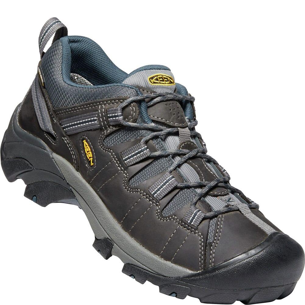 Image for KEEN Men's Targhee II WP Hiking Shoes - Gargoyle from bootbay