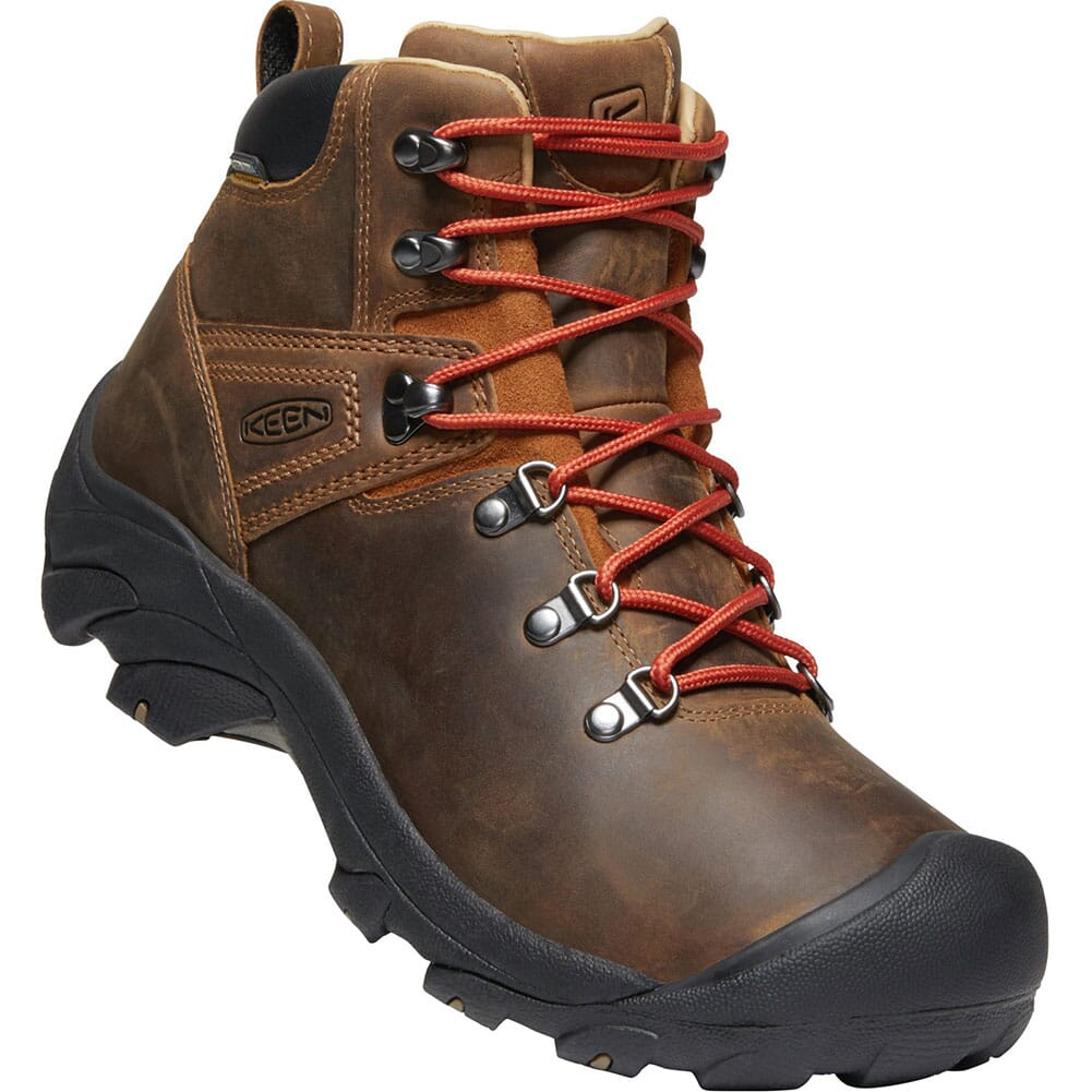Image for KEEN Men's Pyrenees Hiking Boots - Syrup from bootbay