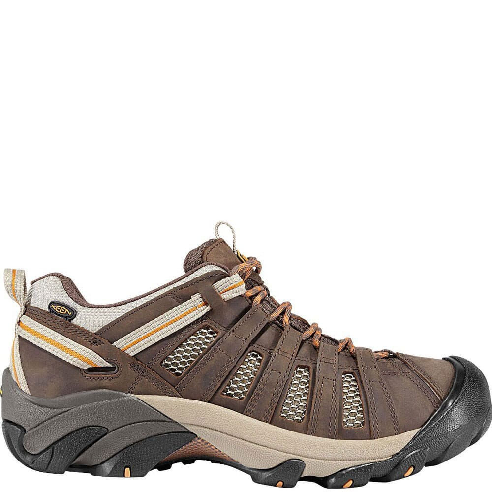 Image for KEEN Men's Voyageur Hiking Shoes - Black from bootbay
