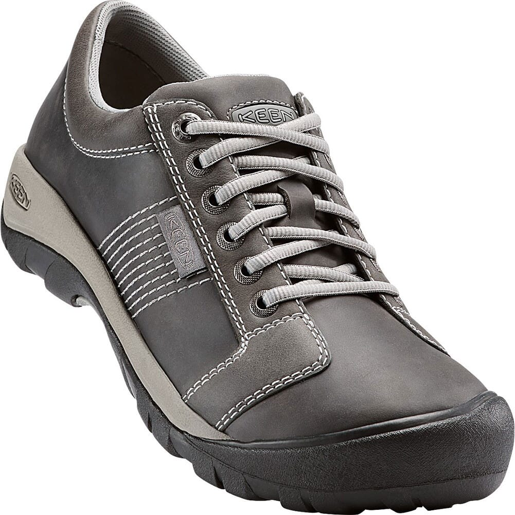 Image for KEEN Men's Austin Casual Shoes - Black from bootbay