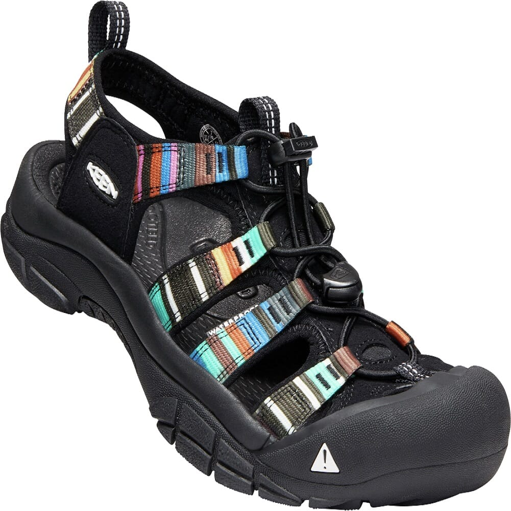 Image for KEEN Women's Newport Sandals - Raya Black from elliottsboots