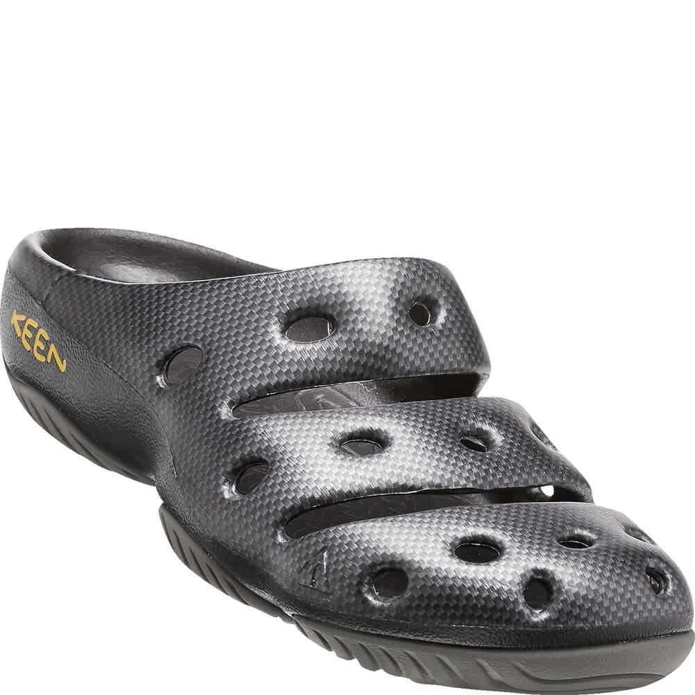 Image for KEEN Women's Yogui Arts Slides - Graphite from bootbay