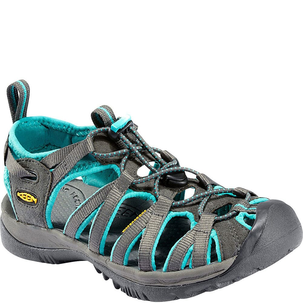 Image for KEEN Women's Whisper Sandals - Dark Shadow/Ceramic from bootbay