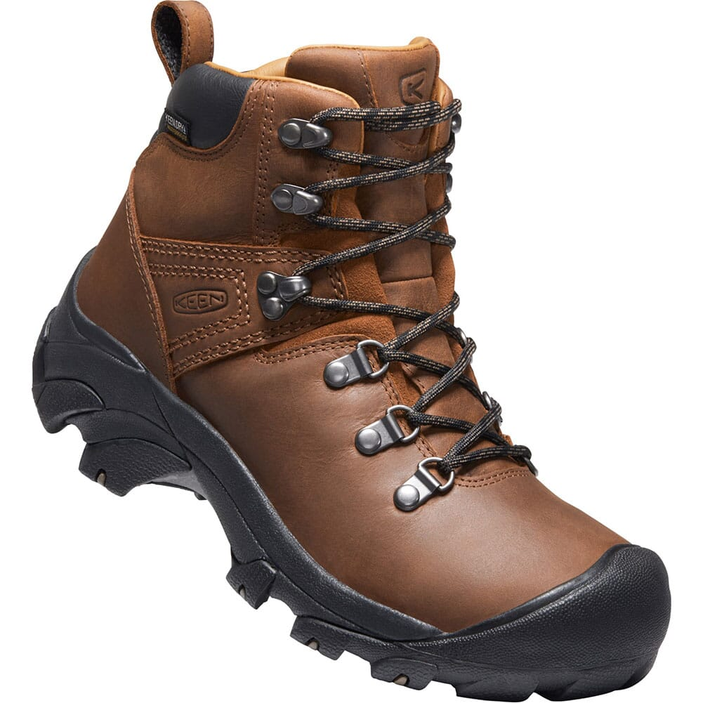 Image for KEEN Women's Pyrenees Hiking Boots - Syrup from bootbay