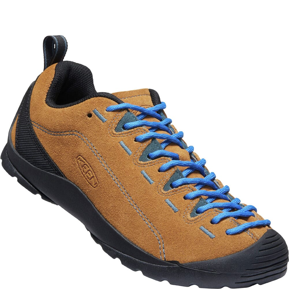 Image for KEEN Women's Jasper Suede Sneakers - Cathay Spice from bootbay