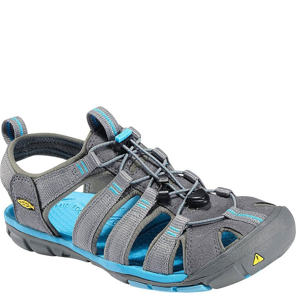 Image for KEEN Women's Clearwater CNX Casual Sandals - Gargoyle from bootbay