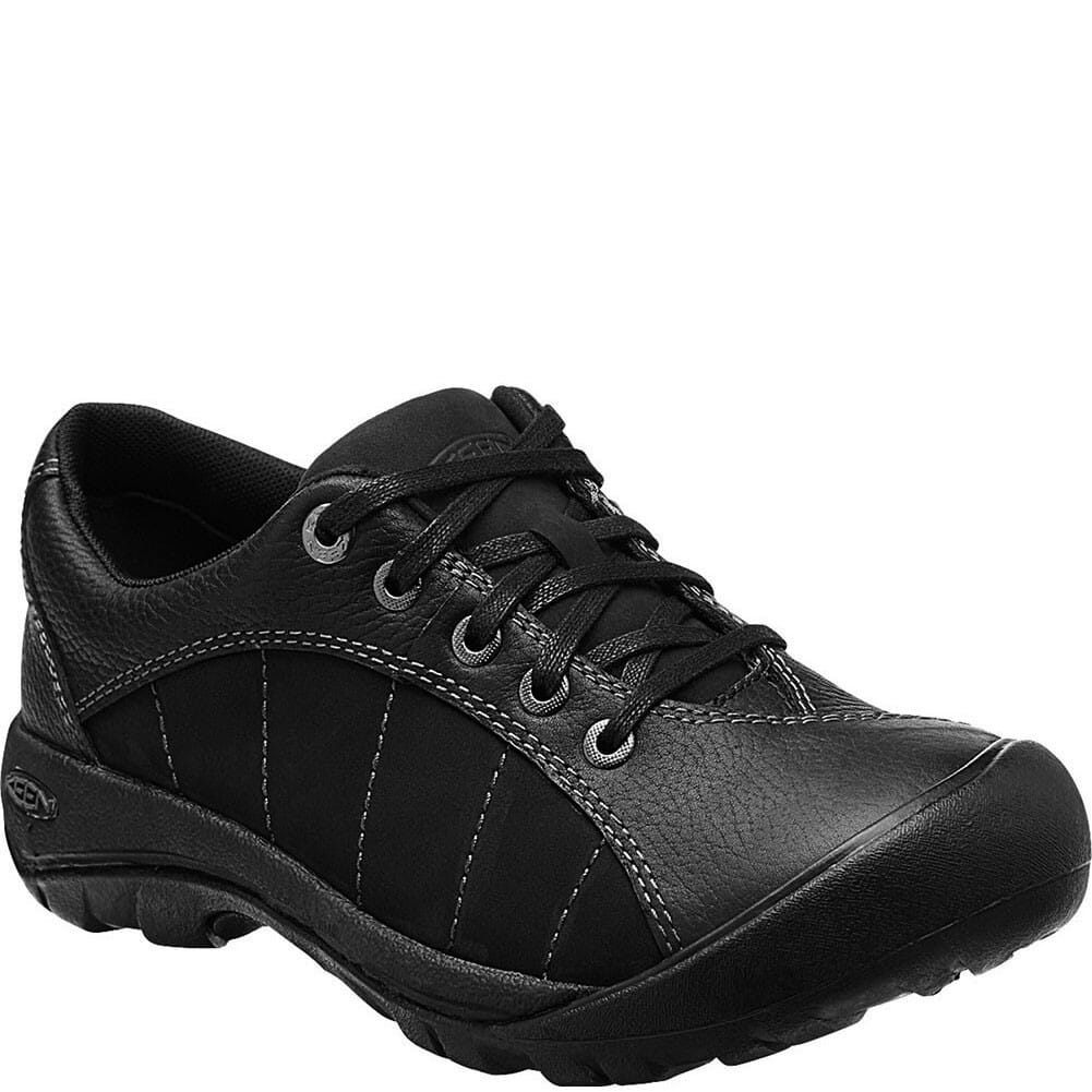 Image for KEEN Women's Presidio Casual Shoes - Black/Magnet from bootbay