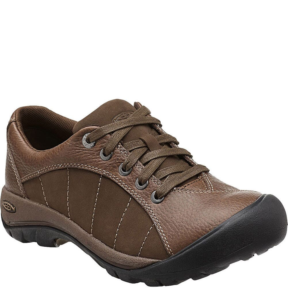 Image for KEEN Women's Presidio Casual Shoes - Brown from bootbay