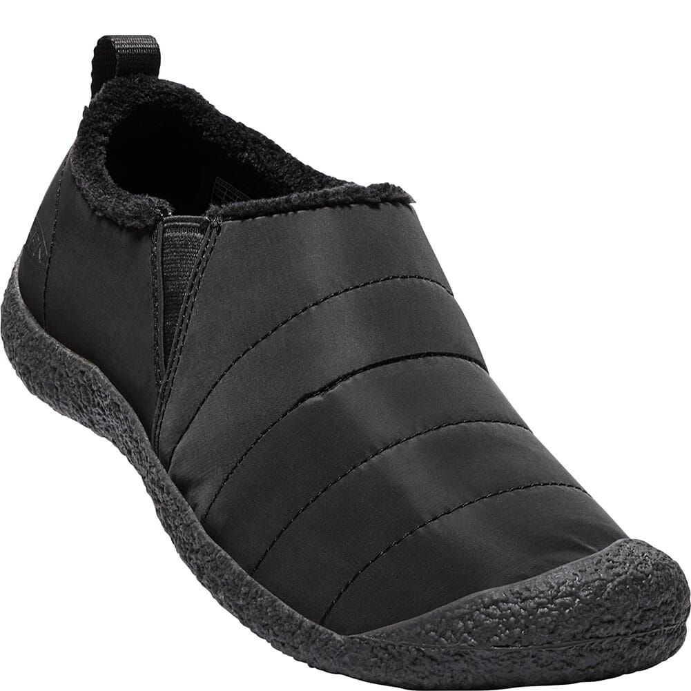 Image for KEEN Women's Howser II Casual Shoes - Black from bootbay