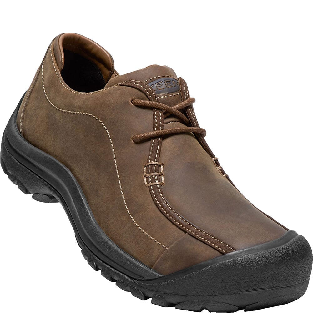 Image for KEEN Men's Portsmouth II Casual Shoes - Dark Brown from bootbay