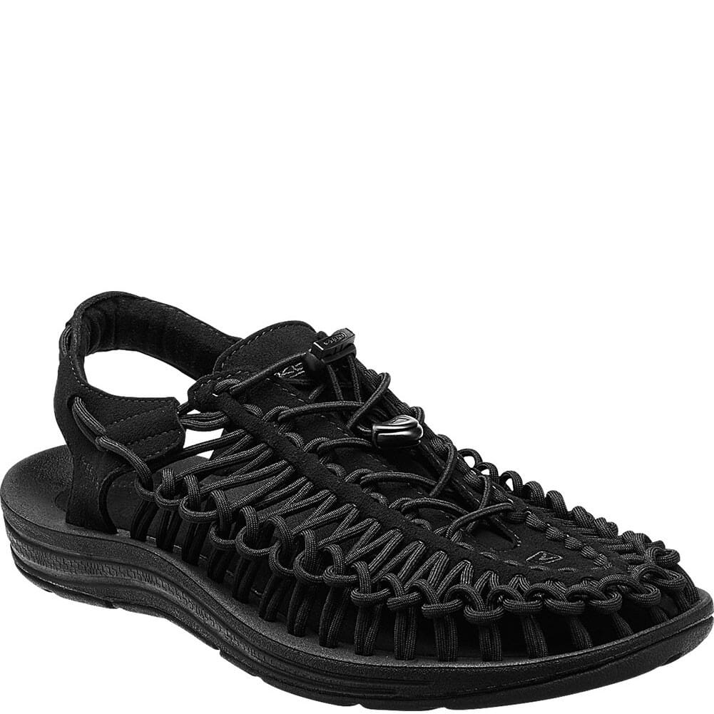 Image for KEEN Women's Uneek Monochrome Sandals - Black from bootbay