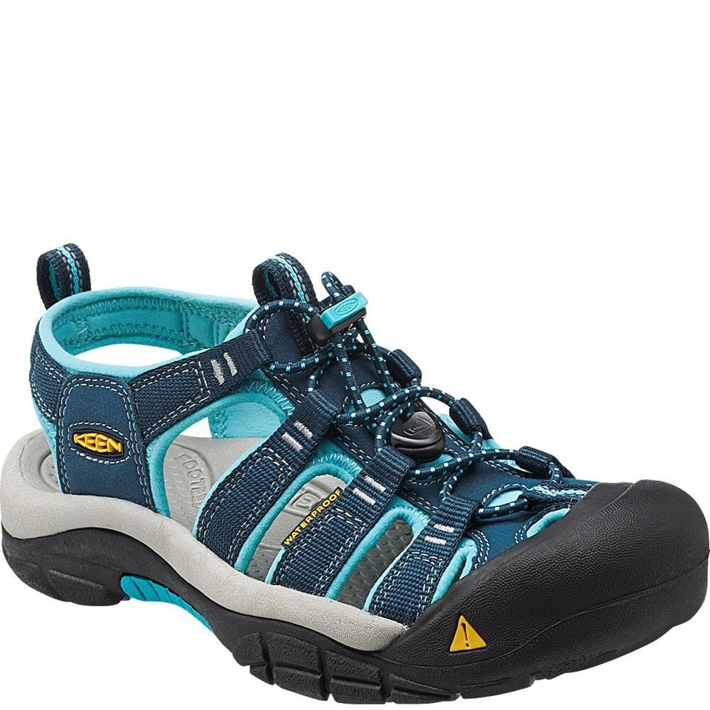 Image for KEEN Women's Newport H2 Sandals - Poseidon/Capri from elliottsboots