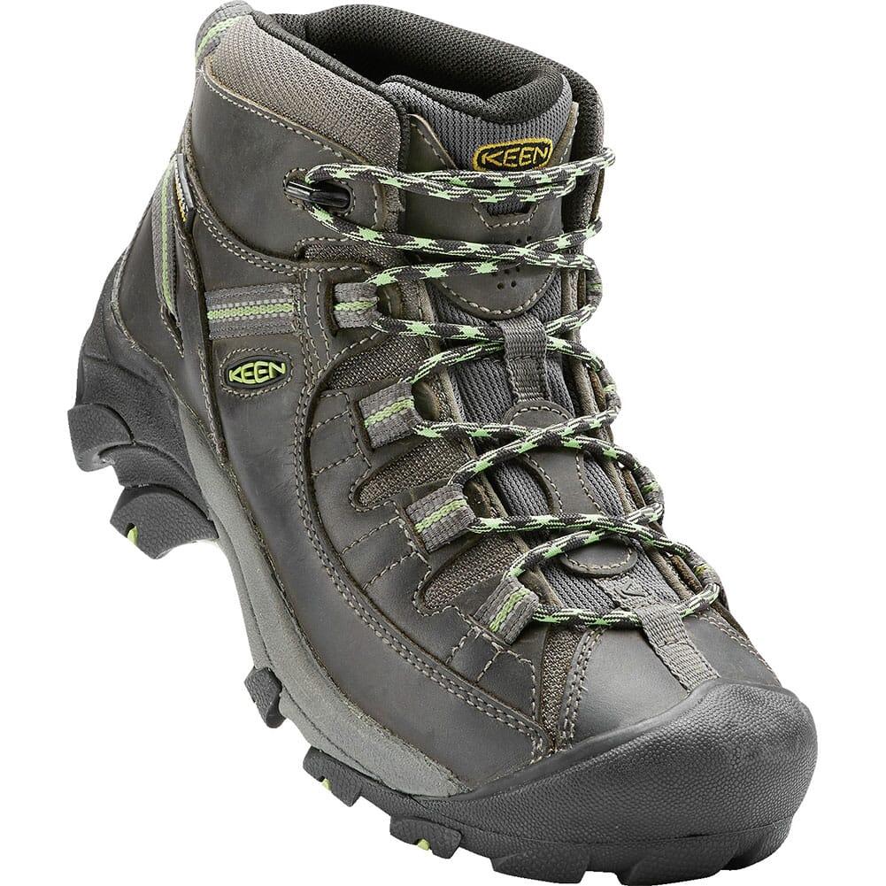 Image for KEEN Women's Targhee II Mid Hiking Boots - Raven/Opaline from elliottsboots