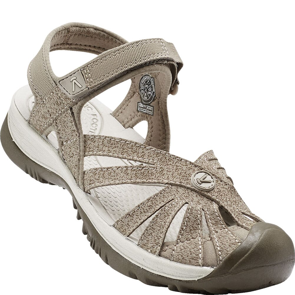 Image for KEEN Women's Rose Sandals - Brindle/Shitake from elliottsboots