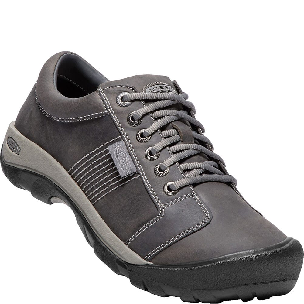 Image for KEEN Men's Austin Casual Shoes - Gargoyle from bootbay