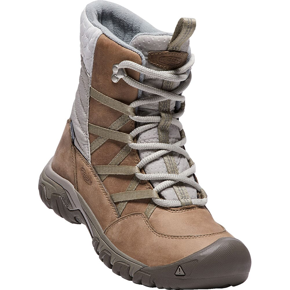 Image for KEEN Women's Hoodoo III Lace Pac Boots - Coconut from bootbay
