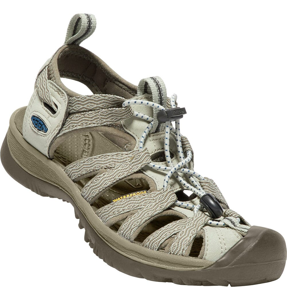 Image for KEEN Women's Whisper Sandals - Agate Grey/Blue Opal from bootbay