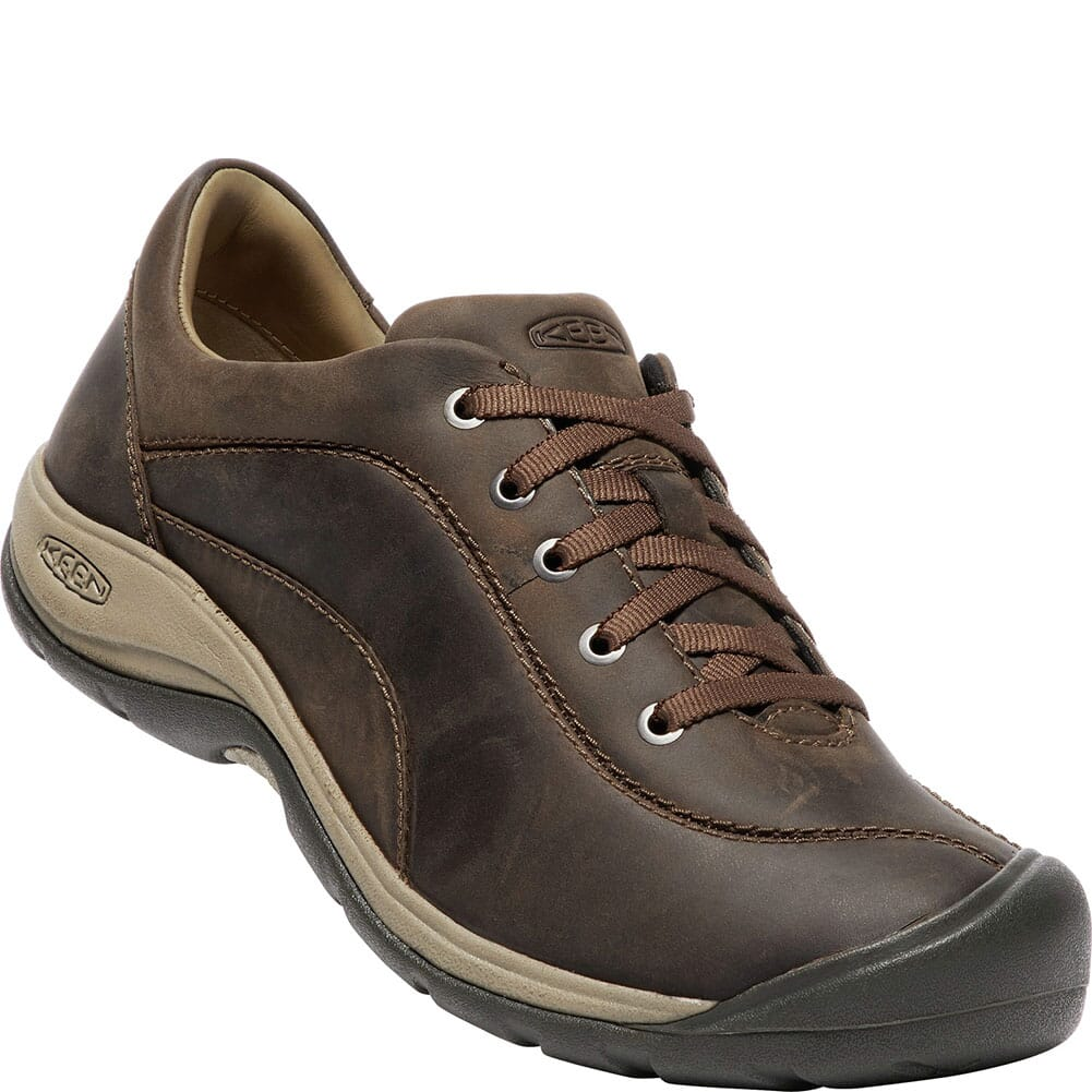 Image for KEEN Women's Presidio II Casual Shoes - Dark Earth from bootbay