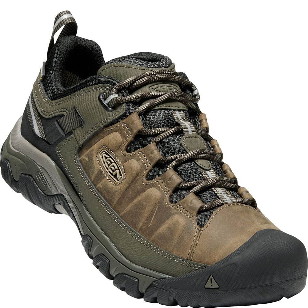 Image for KEEN Men's Targhee III WP Wide Hiking Boots - Bungee Cord from bootbay