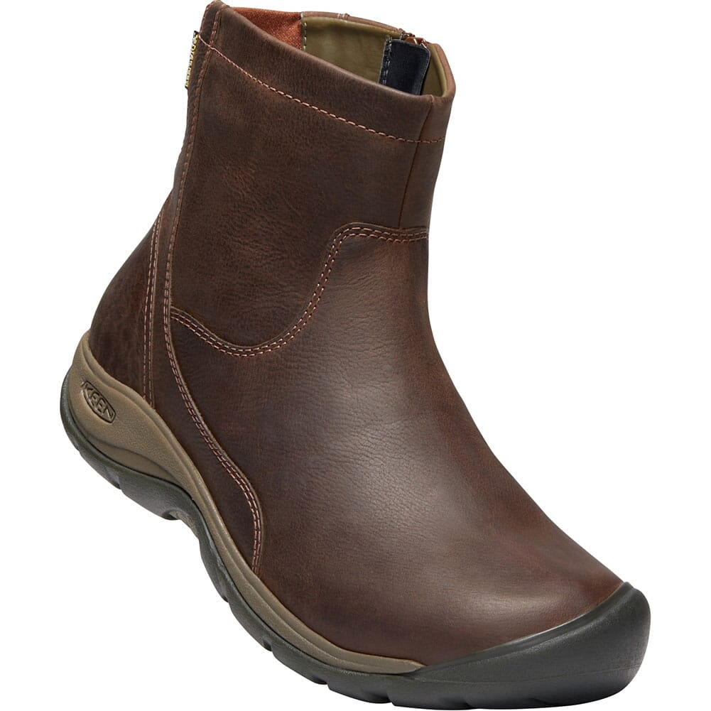 Image for KEEN Women's Presidio II WP Zip Casual Boots - Tortoise Shell from elliottsboots
