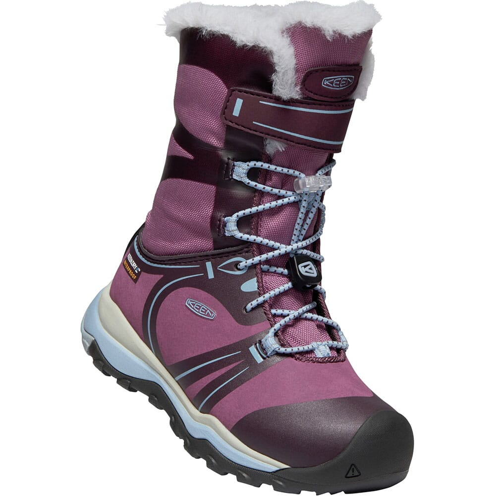 Image for KEEN Little Kids' Terradora Winter WP Pac Boots - Winestasting from bootbay