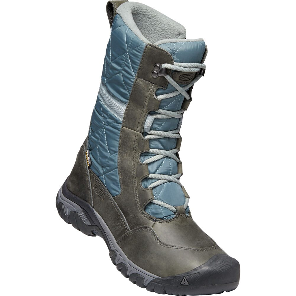 Image for KEEN Women's Hoodoo III Tall Pac Boots - Turbulence from bootbay