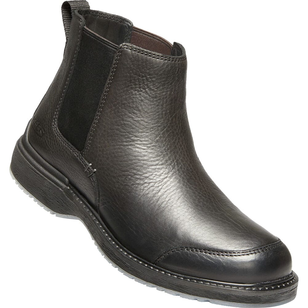 Image for KEEN Men's Eastin Chelsea Casual Boots - Black from bootbay