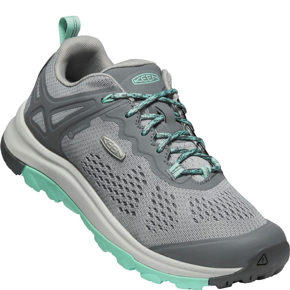 Image for KEEN Women's Terradora II Vent Hiking Shoes - Drizzle/Ocean Wave from elliottsboots