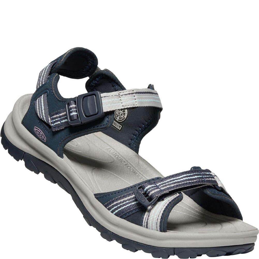 Image for KEEN Women's Terradora II Open Toe Sandals - Navy/Light Blue from elliottsboots