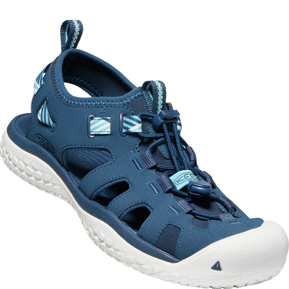 Image for KEEN Women's SOLR Sandals - Navy/Blue Mist from elliottsboots
