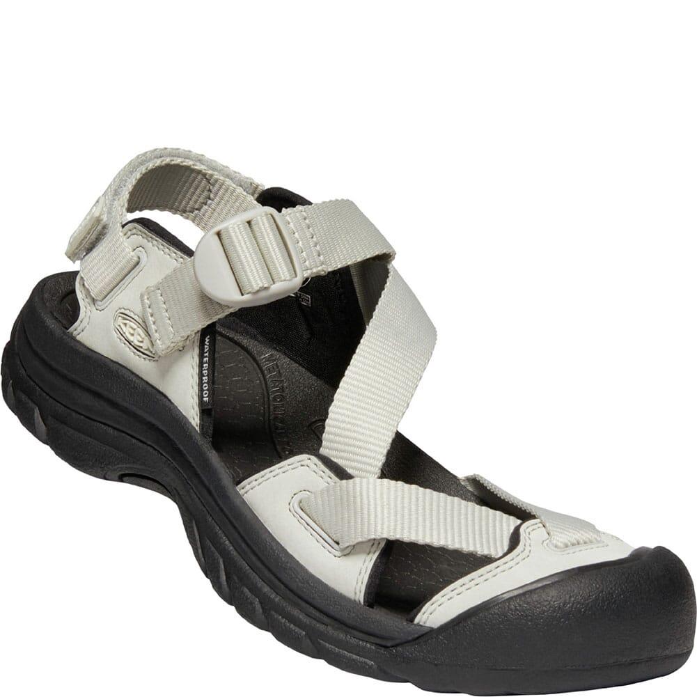 Image for KEEN Women's Zerraport II Sandals - Silver Birch/Black from elliottsboots