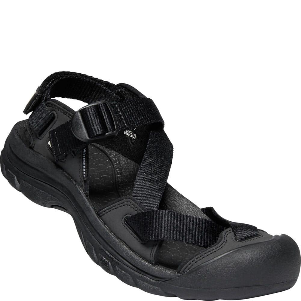 Image for KEEN Women's Zerraport II Sandals - Black/Black from bootbay