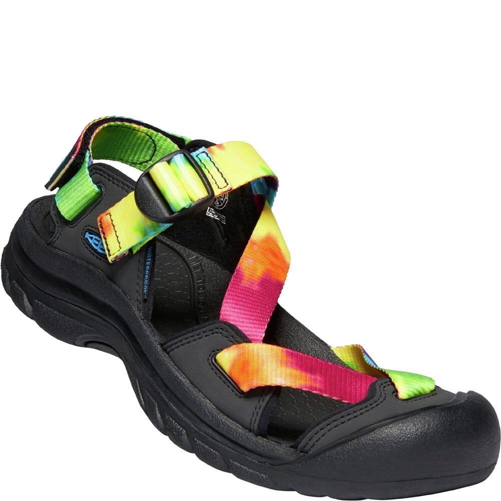 Image for KEEN Women's Zerraport II Sandals - Olive Drab/Black from elliottsboots