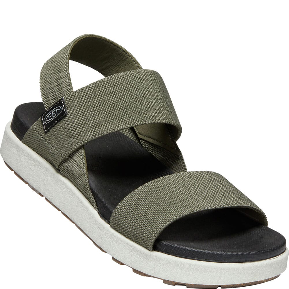 Image for KEEN Women's Elle Backstrap Sandals - Dusty Olive from bootbay