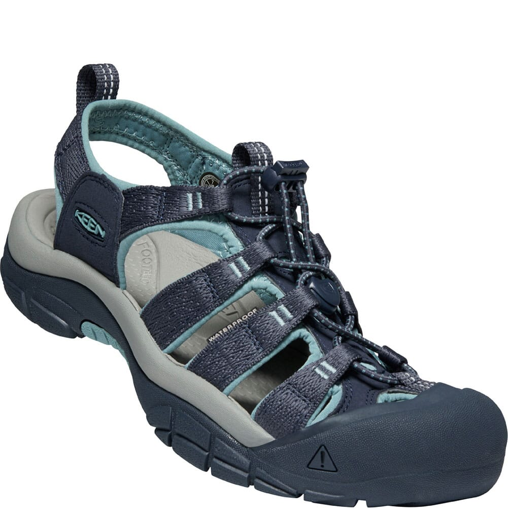 Image for KEEN Women's Newport H2 Sandals - Navy/Smoke Blue from bootbay