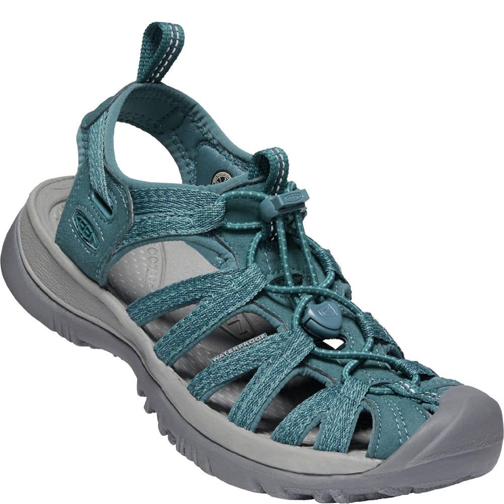 Image for KEEN Women's Whisper Sandals - Smoke Blue from bootbay