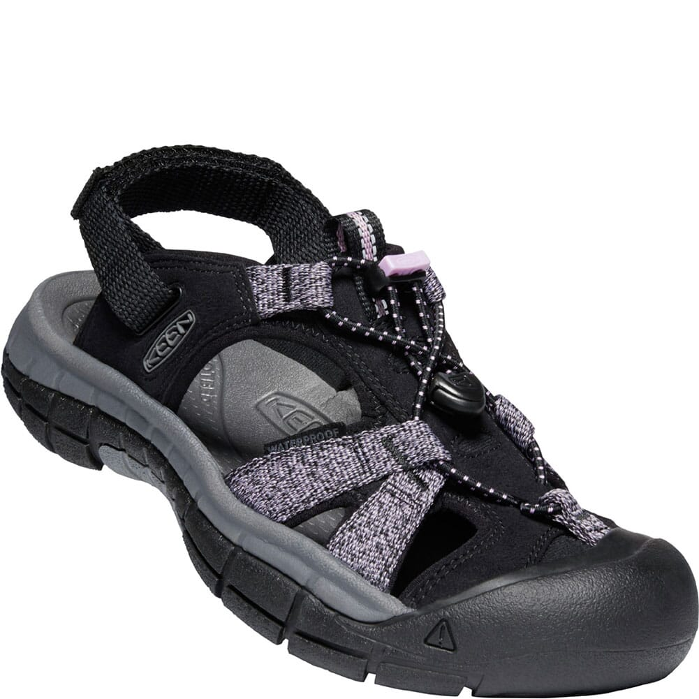 Image for KEEN Women's Ravine H2 Sandals - Black/Dawn Pink from bootbay