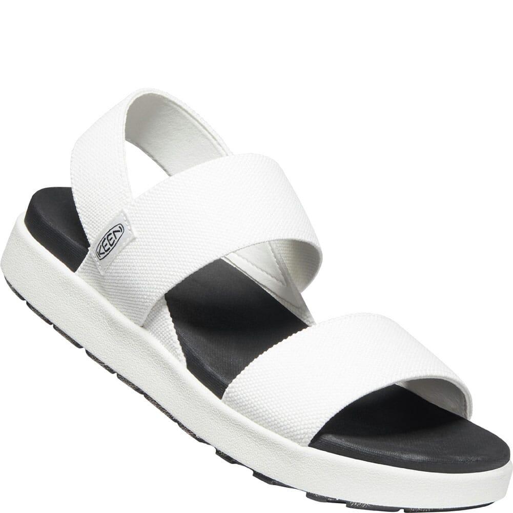 Image for KEEN Women's Elle Backstrap Sandals - White from bootbay