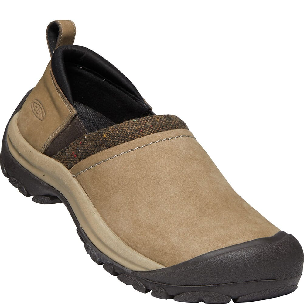 Image for KEEN Women's Kaci II WP Insulated Casual Slip-On - Timberwolf/Brindle from bootbay