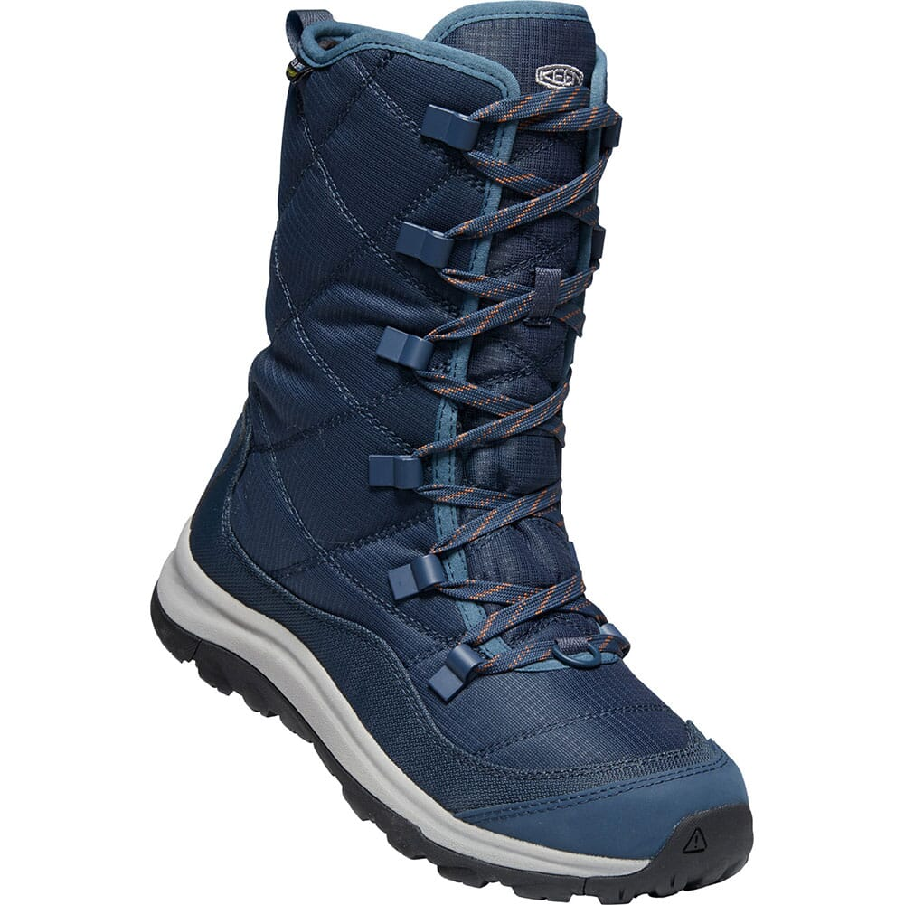 Image for KEEN Women's Terradora II Winter WP Pac Boots - Midnight Navy/Pewter from bootbay
