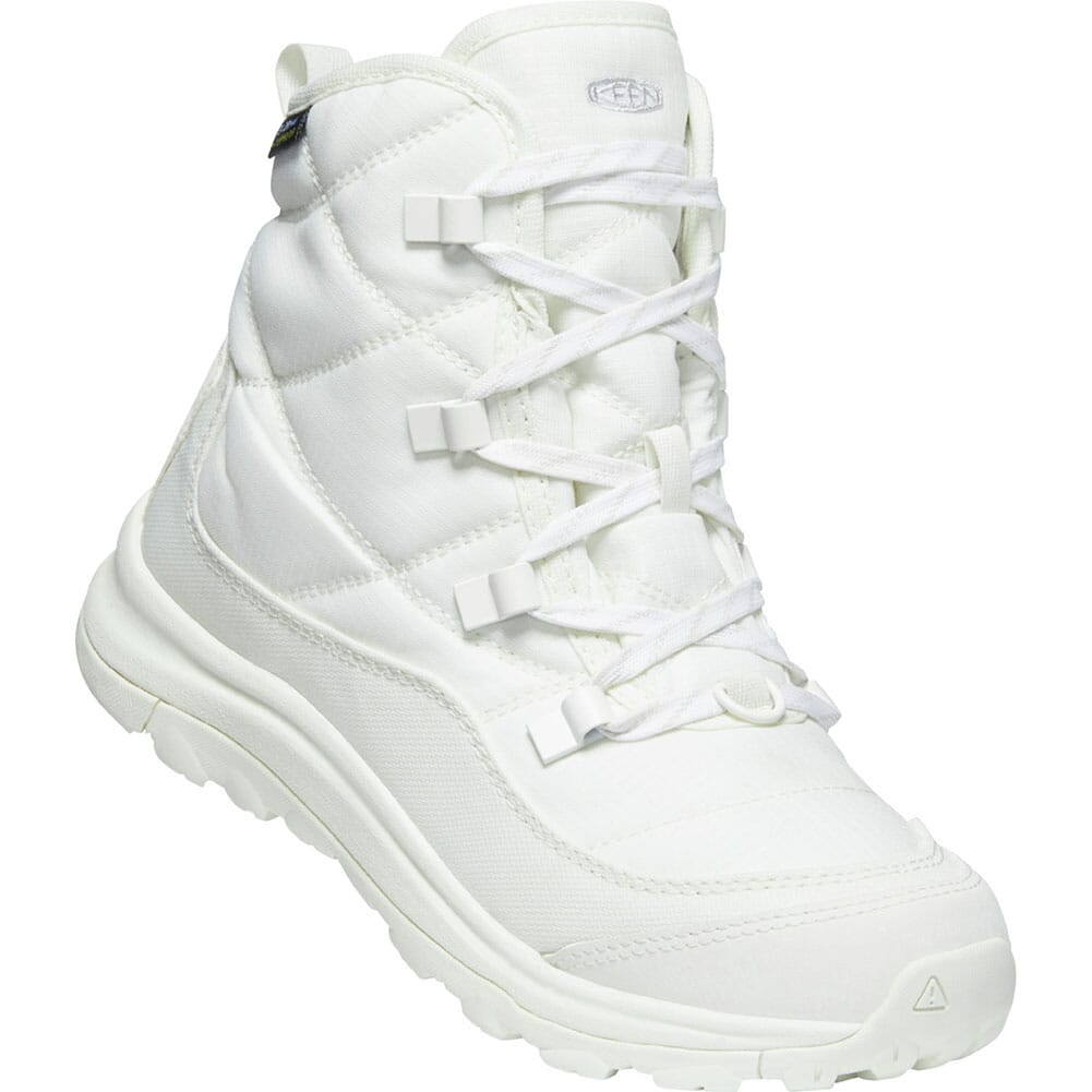 Image for KEEN Women's Terradora II Winter WP Pac Boots - Star White/Silver Birch from elliottsboots