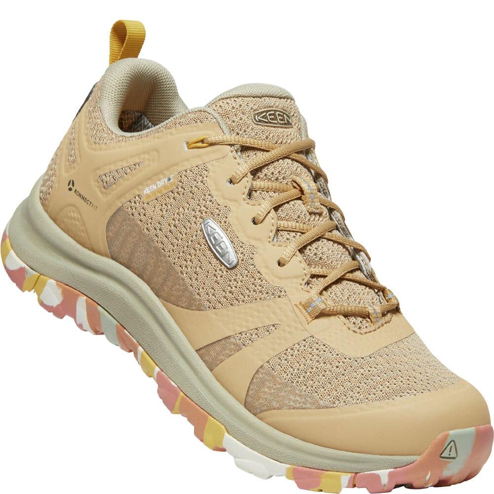 Image for KEEN Women's Terradora II WP Hiking Shoes - Brick Dust/Tan from bootbay