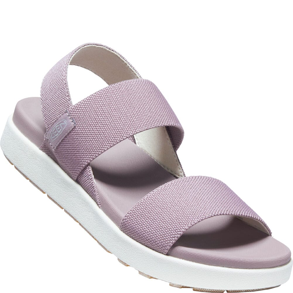 Image for KEEN Women's Elle Backstrap Sandals - Dusty Lavender/Birch from bootbay