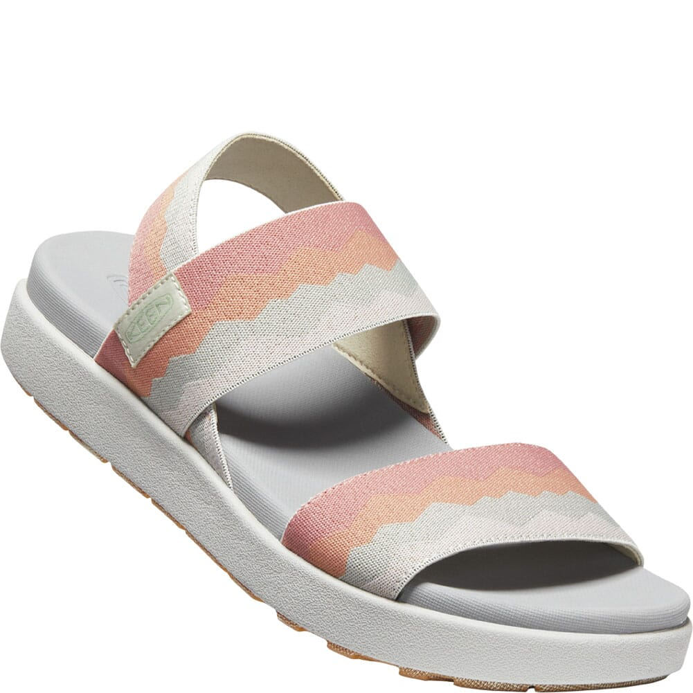 Image for KEEN Women's Elle Backstrap Sandals - Brick Dust/Vapor from bootbay