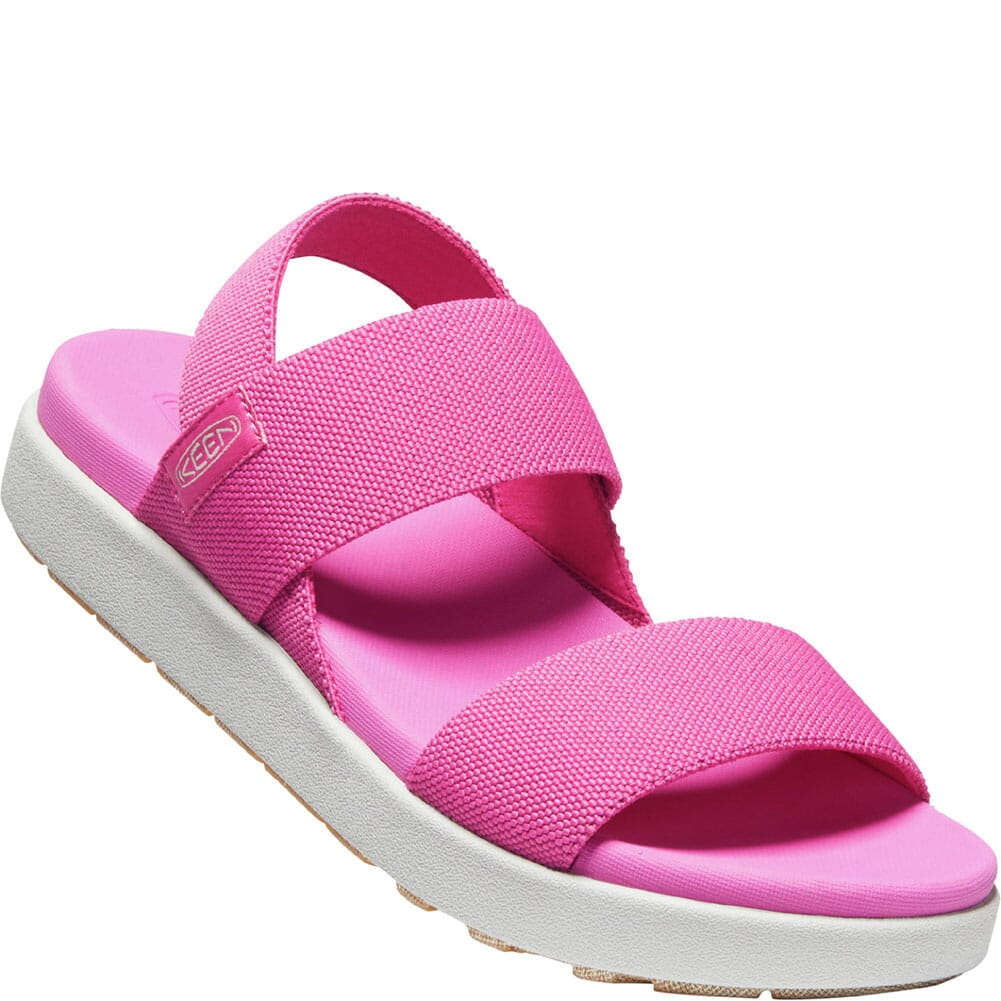 Image for KEEN Women's Elle Backstrap Sandals - Pink Peacock/Vapor from bootbay