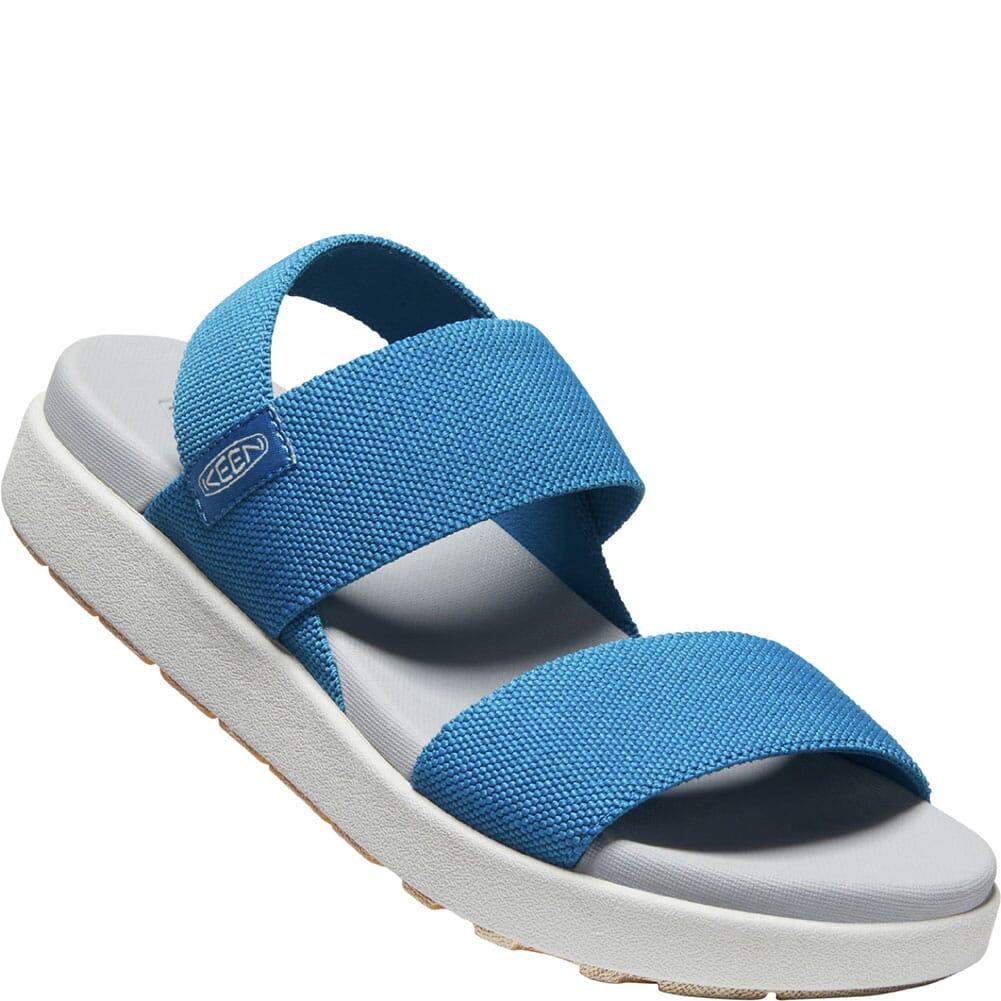 Image for KEEN Women's Elle Backstrap Sandals - Mykonos Blue/Vapor from bootbay